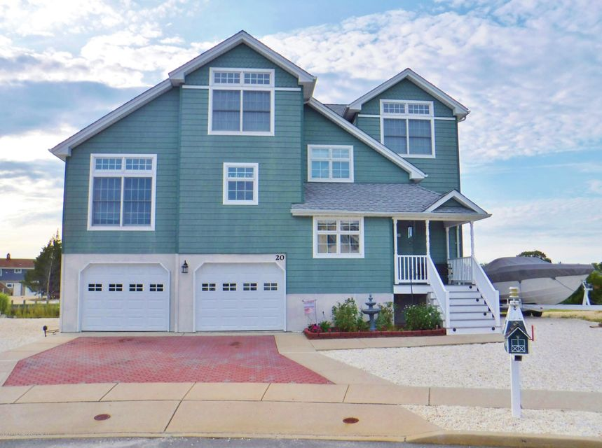 20 Sea Isle Drive, Little Egg Harbor, NJ 08087