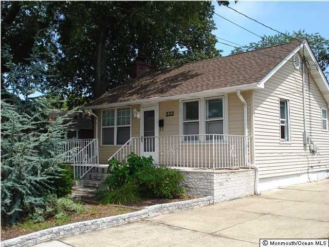 Single Family Home for Rent at 222 Laurel Avenue Hazlet, New Jersey 07734 United States