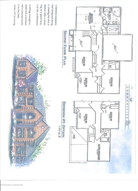 Additional photo for property listing at 1 Cook Court  Millstone, New Jersey 08535 États-Unis