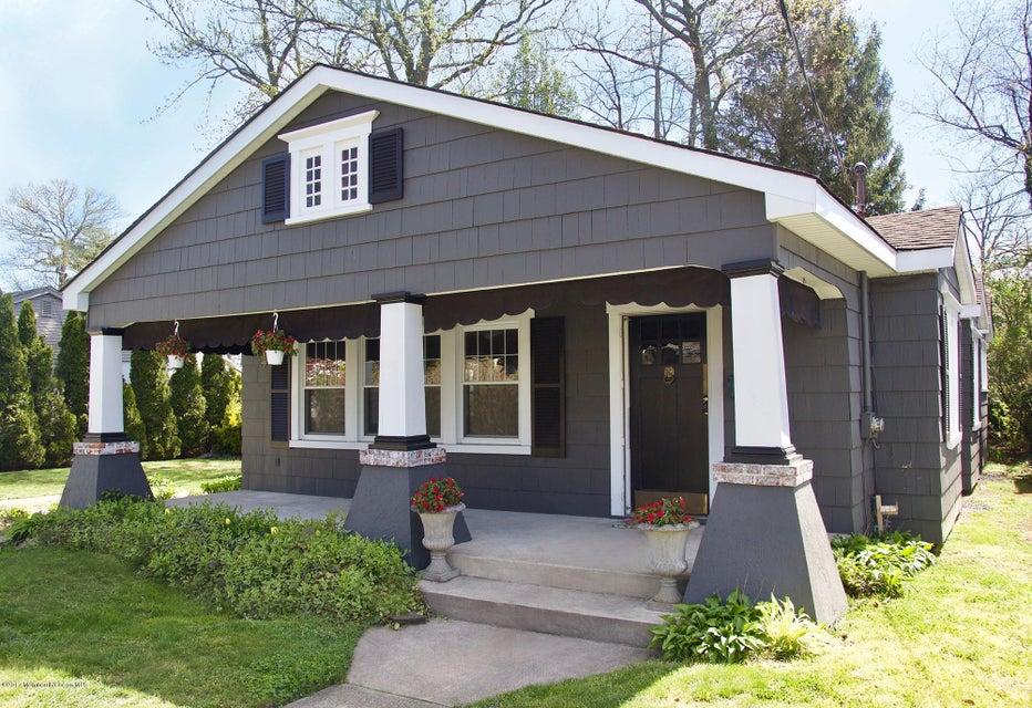 단독 가정 주택 용 매매 에 1312 Garven Avenue 1312 Garven Avenue Ocean Township, 뉴저지 07712 미국