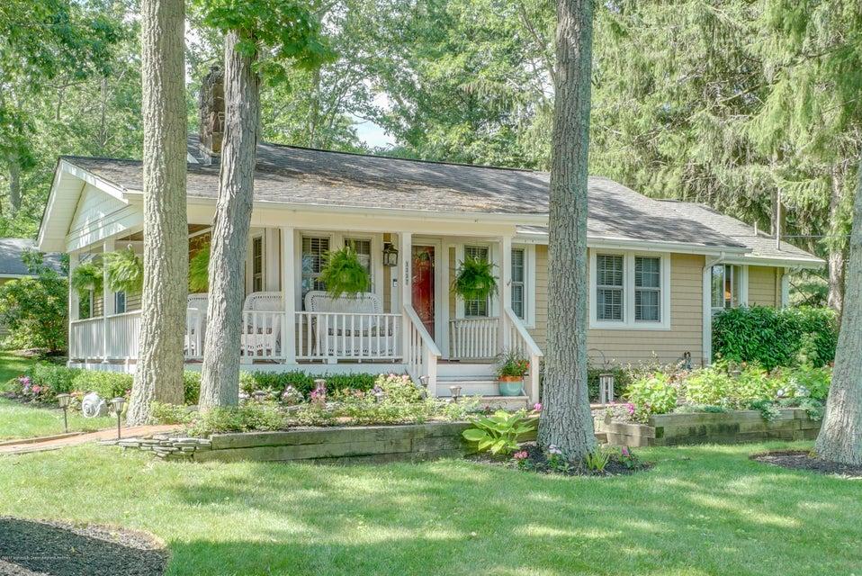 단독 가정 주택 용 매매 에 1227 Deal Road 1227 Deal Road Ocean Township, 뉴저지 07712 미국