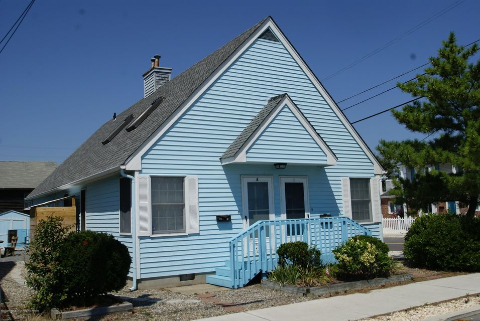 Single Family Home for Rent at 19 Central Avenue 19 Central Avenue Seaside Park, New Jersey 08752 United States