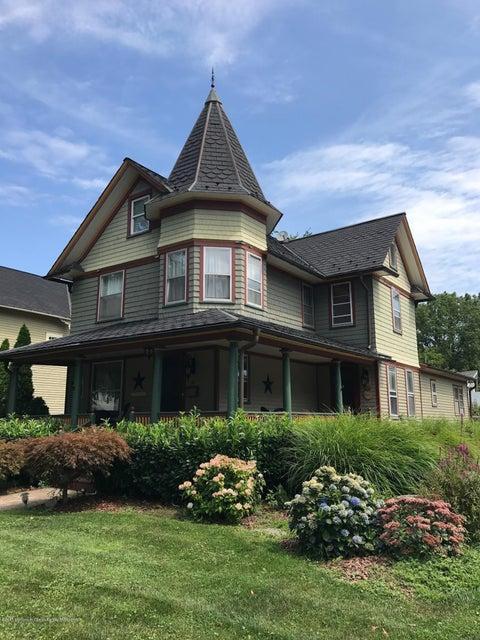 独户住宅 为 出租 在 40 Main Street Manasquan, 新泽西州 08736 美国
