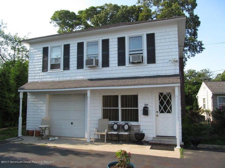 Casa Unifamiliar por un Alquiler en 279 Cedar Avenue Elberon, Nueva Jersey 07740 Estados Unidos