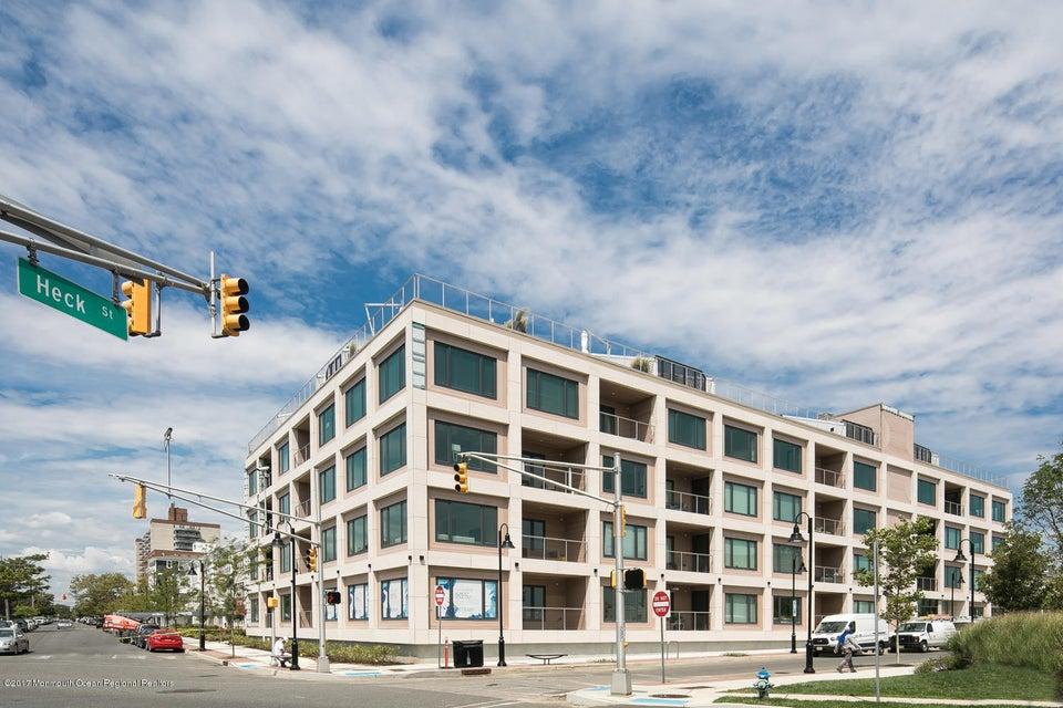 Appartement en copropriété pour l à louer à 601 Heck Street Asbury Park, New Jersey 07712 États-Unis