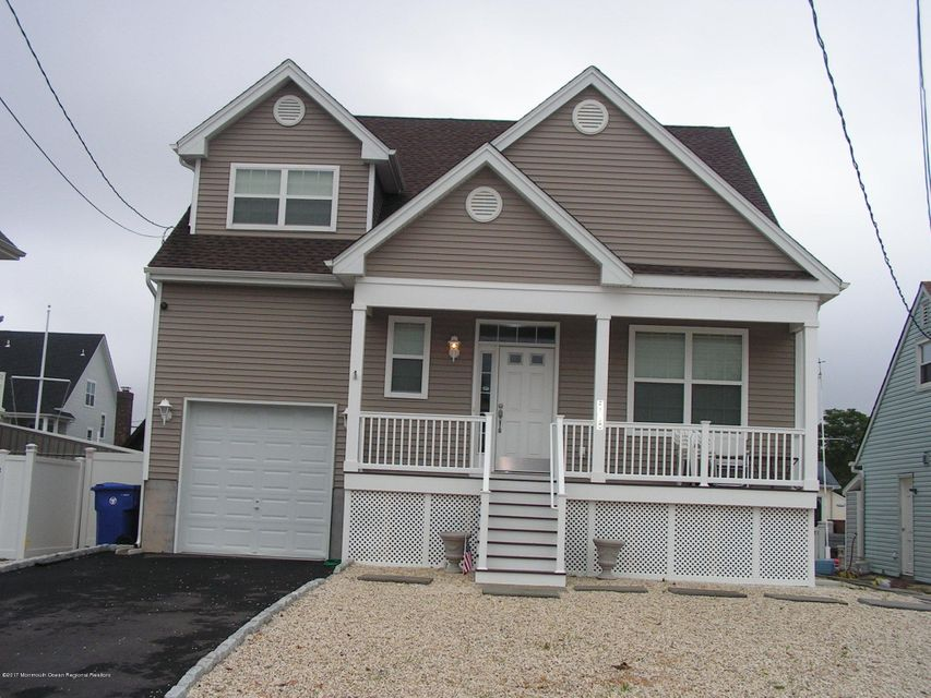 Single Family Home for Rent at 508 Bayview Drive Toms River, New Jersey 08753 United States