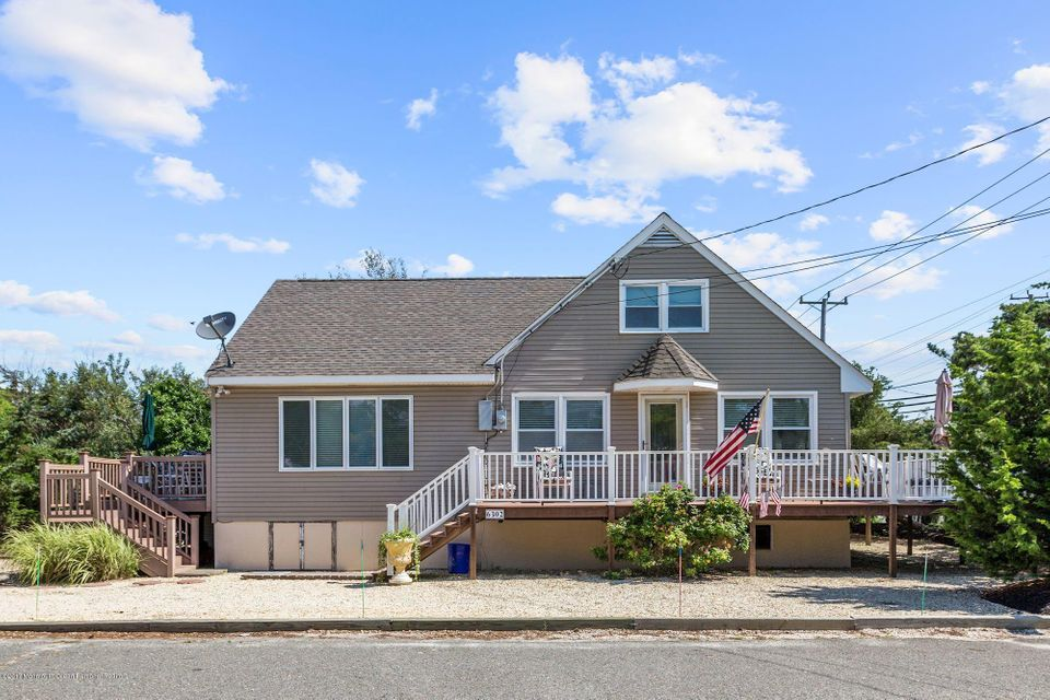 Single Family Home for Sale at 6302 Long Beach Boulevard 6302 Long Beach Boulevard Harvey Cedars, New Jersey 08008 United States