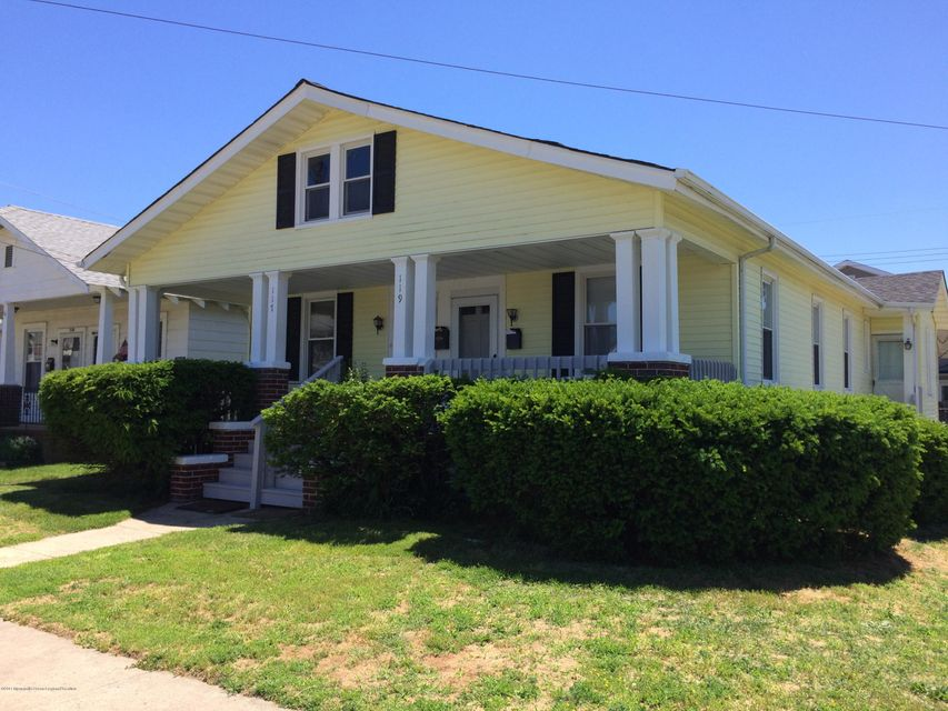 Single Family Home for Rent at 119 14th Avenue 119 14th Avenue Belmar, New Jersey 07719 United States