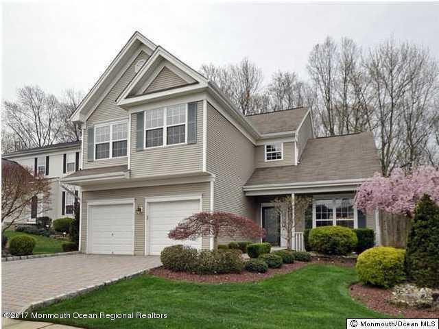 Maison unifamiliale pour l à louer à 56 Waterford Avenue Morganville, New Jersey 07751 États-Unis