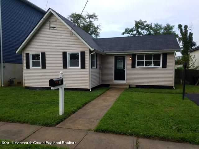Single Family Home for Rent at 18 Beechwood Avenue Keansburg, New Jersey 07734 United States
