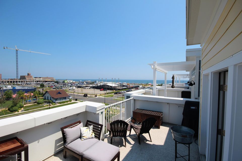 Single Family Home for Sale at 807 Kingsley Street Asbury Park, New Jersey 07712 United States