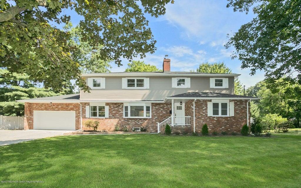 Casa Unifamiliar por un Venta en 523 Shrewsbury Avenue 523 Shrewsbury Avenue Oceanport, Nueva Jersey 07757 Estados Unidos