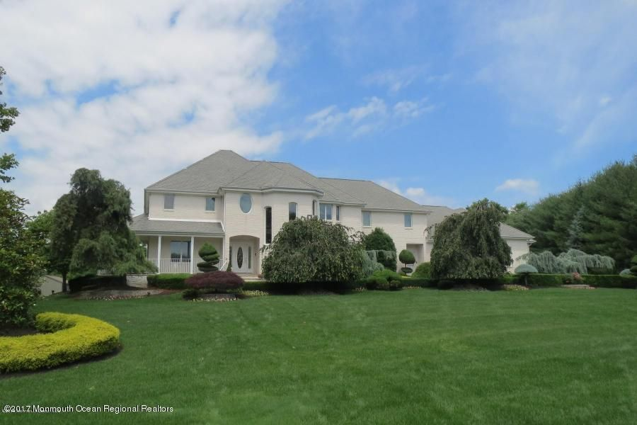 Single Family Home for Rent at 48 Rivers Edge Drive Colts Neck, New Jersey 07722 United States