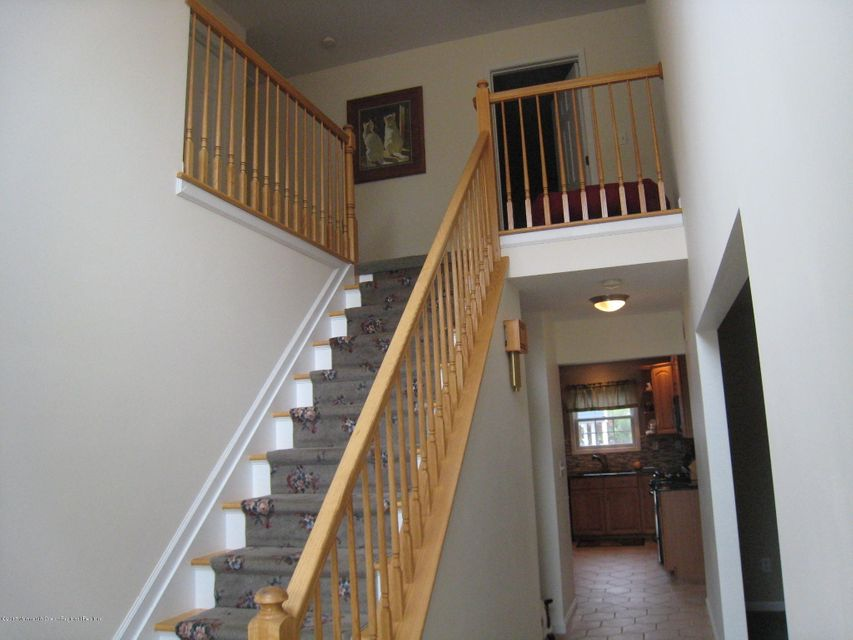 Two Story Entrance Hall