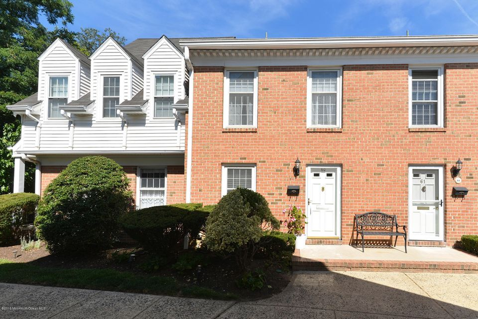 Condominium for Rent at 60 Wyckham Road Spring Lake Heights, New Jersey 07762 United States