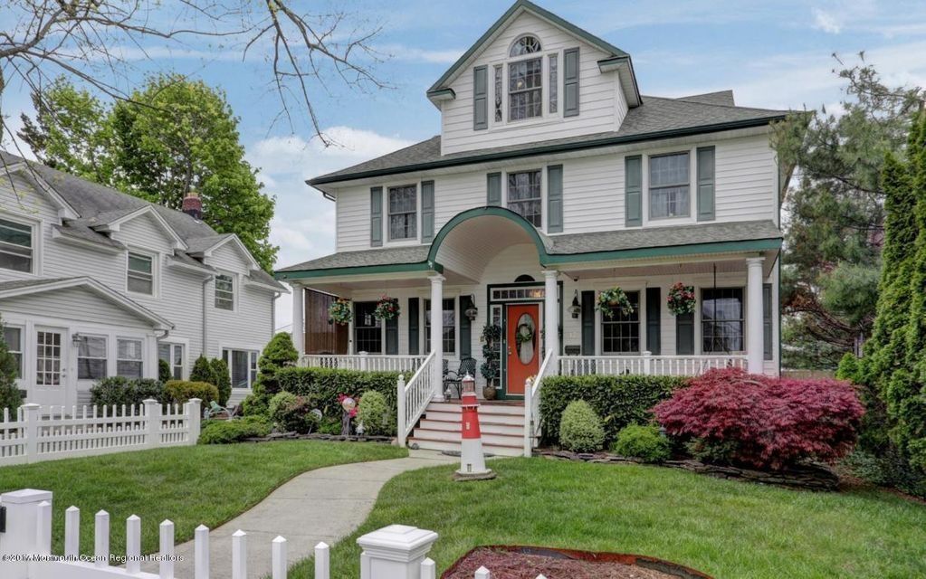 Single Family Home for Sale at 17 Wyckoff Avenue Manasquan, New Jersey 08736 United States