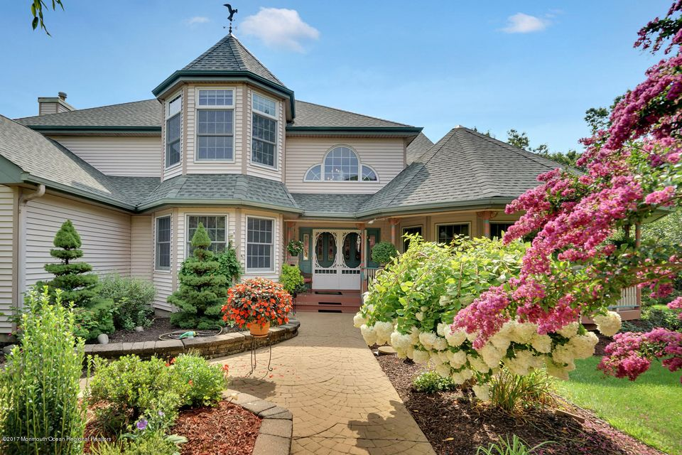 Maison unifamiliale pour l Vente à 36 Ross Court Manahawkin, New Jersey 08050 États-Unis