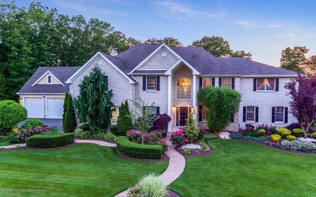 Casa Unifamiliar por un Venta en 2284 Clover Hill Lane 2284 Clover Hill Lane Toms River, Nueva Jersey 08755 Estados Unidos