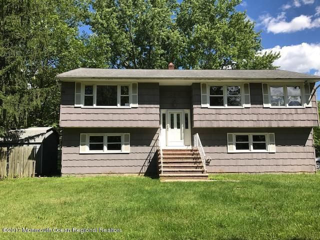 Single Family Home for Sale at 572 Tennent Road Englishtown, New Jersey 07726 United States