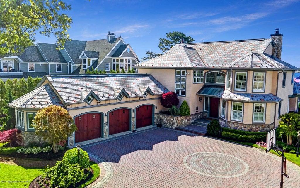 独户住宅 为 销售 在 487 Princeton Avenue 布里克, 新泽西州 08724 美国