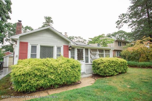 Casa Unifamiliar por un Alquiler en 1626 Myrtle Avenue 1626 Myrtle Avenue Manasquan, Nueva Jersey 08736 Estados Unidos