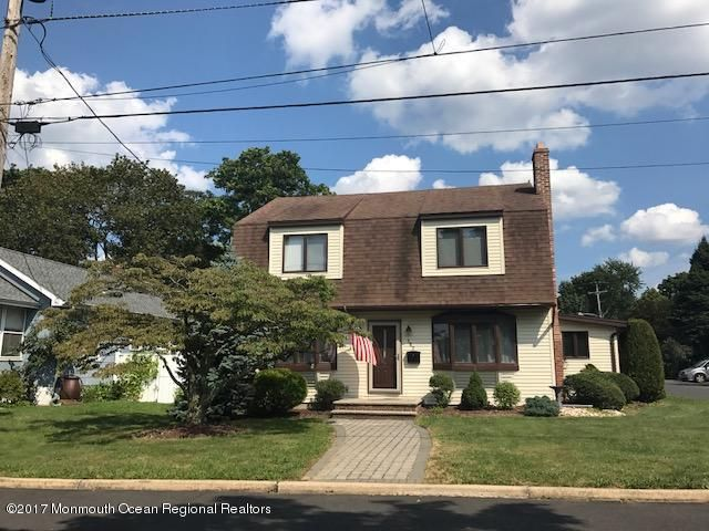 Single Family Home for Sale at 157 7th Street Belford, New Jersey 07718 United States