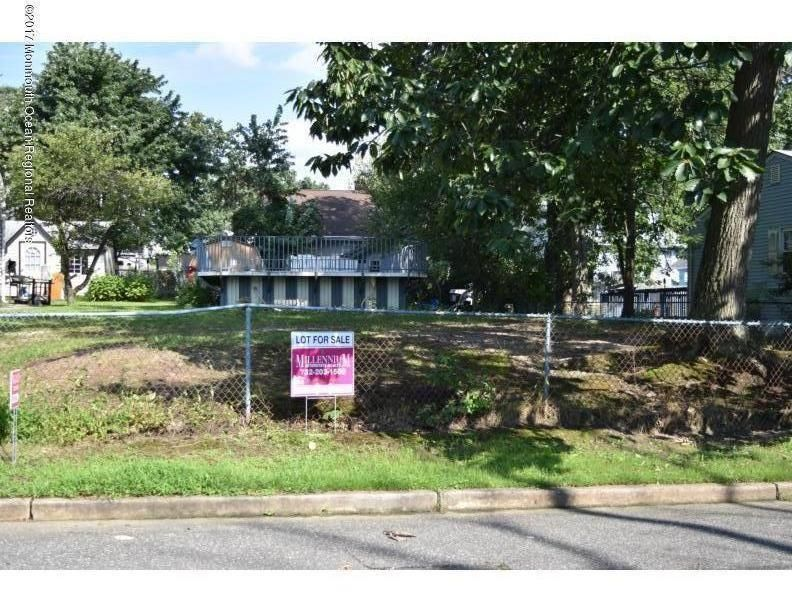 Land for Sale at 94 Woodland Drive Cliffwood Beach, New Jersey 07735 United States