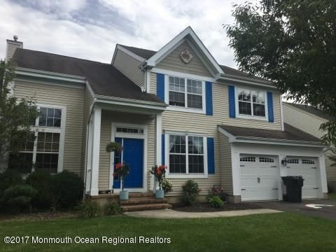 Single Family Home for Sale at 3 Winchester Court Matawan, New Jersey 07747 United States