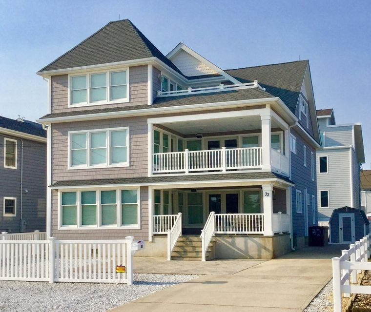 House for Sale at 32 22nd Avenue 32 22nd Avenue South Seaside Park, New Jersey 08752 United States