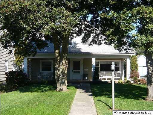 Casa Unifamiliar por un Alquiler en 113 Stockton Boulevard 113 Stockton Boulevard Sea Girt, Nueva Jersey 08750 Estados Unidos