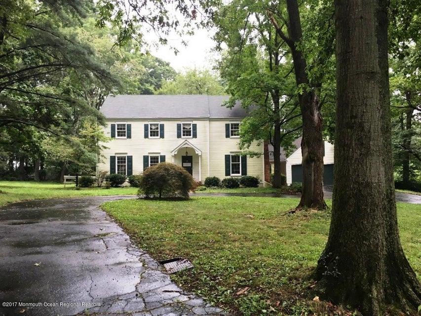 獨棟家庭住宅 為 出售 在 8 Shadowstone Lane Lawrence, 新澤西州 08648 美國