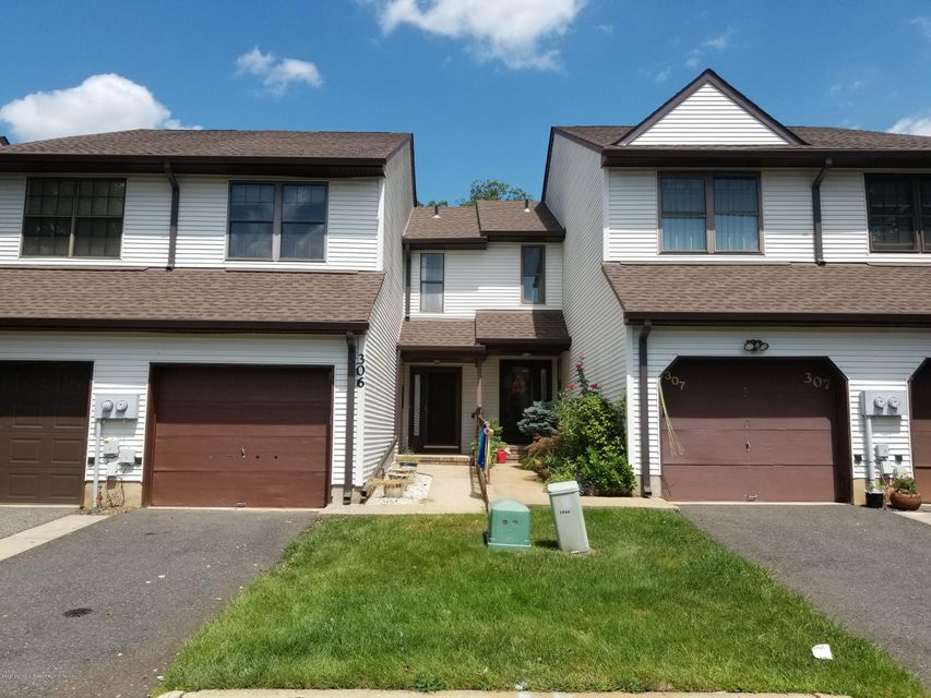 Condominium for Rent at 306 Longwood Drive Manalapan, New Jersey 07726 United States