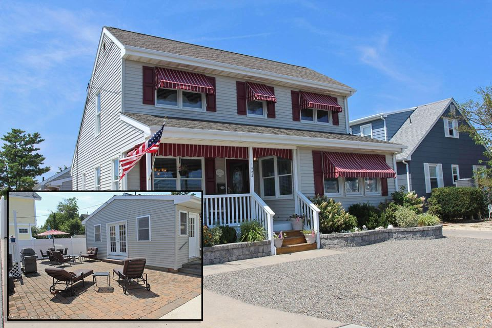 House for Sale at 1902 Baltimore Avenue Lavallette, New Jersey 08735 United States
