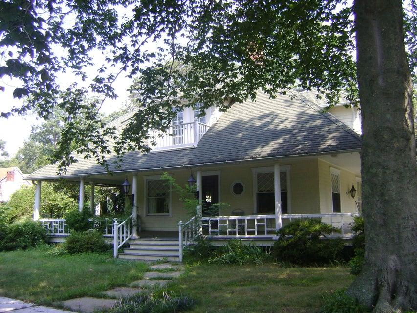 Casa Unifamiliar por un Venta en 703 Edgemere Drive West Allenhurst, Nueva Jersey 07711 Estados Unidos
