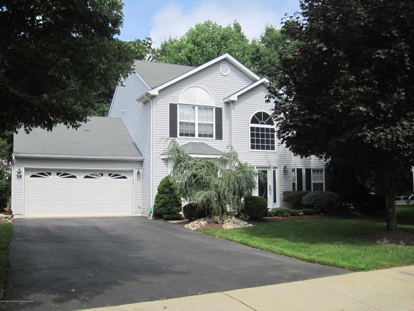 Single Family Home for Sale at 34 Hospitality Way Englishtown, New Jersey 07726 United States