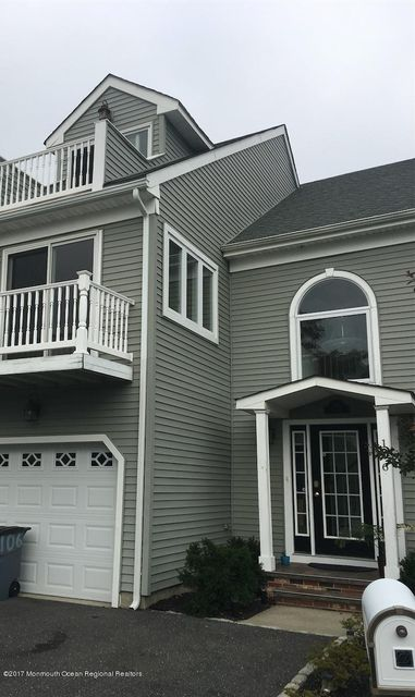 Single Family Home for Rent at 106 Marina Bay Court Highlands, New Jersey 07732 United States