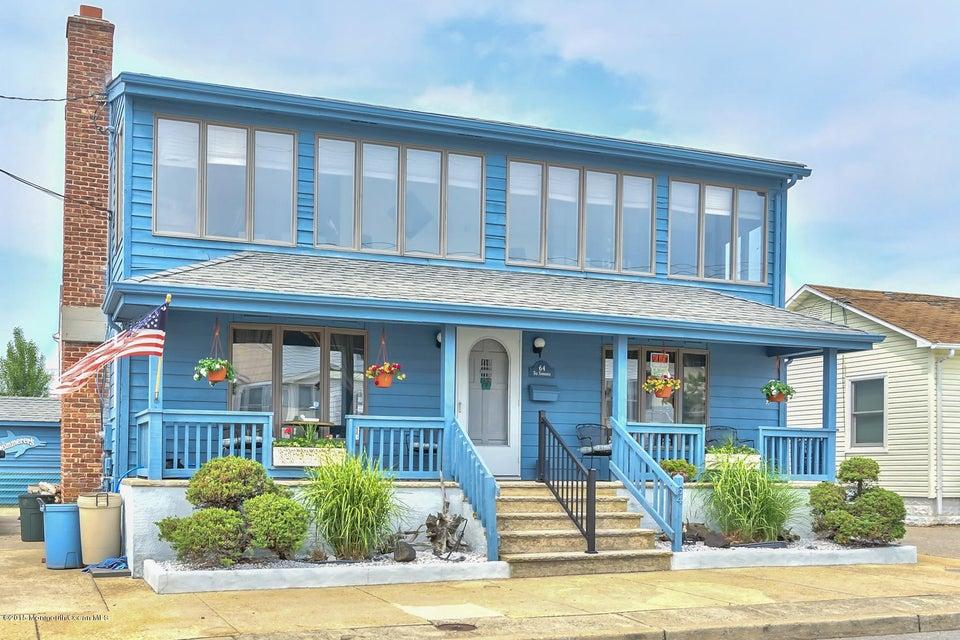 Casa Unifamiliar por un Alquiler en 62 O Street 62 O Street Seaside Park, Nueva Jersey 08752 Estados Unidos