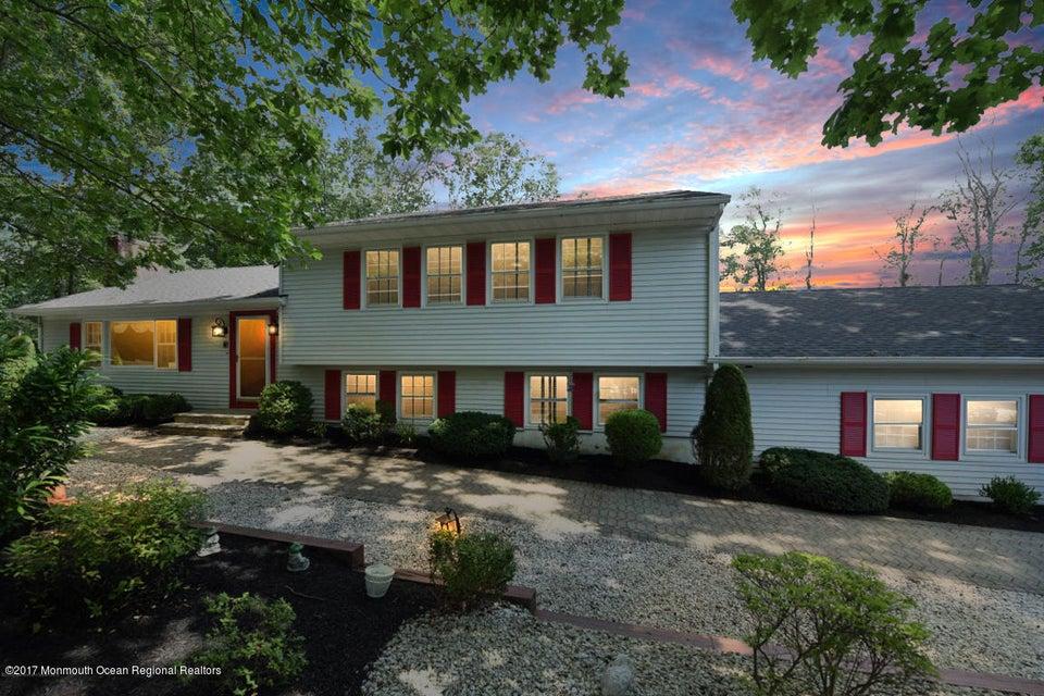 獨棟家庭住宅 為 出售 在 3233 Ridgewood Road Allenwood, 新澤西州 08720 美國