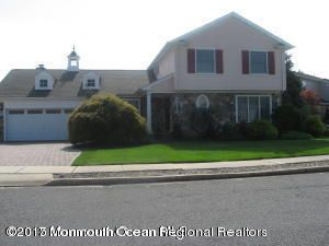 Single Family Home for Rent at 1518 Laguna Drive 1518 Laguna Drive Point Pleasant, New Jersey 08742 United States