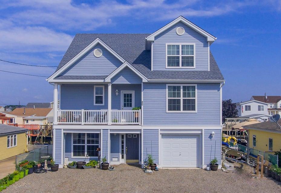 Maison unifamiliale pour l Vente à 80 Gregg Drive 80 Gregg Drive Beach Haven West, New Jersey 08050 États-Unis