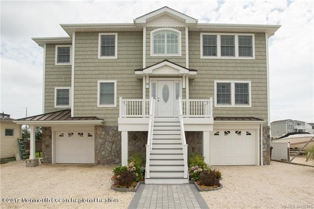 Maison unifamiliale pour l Vente à 16 Julia Drive Beach Haven West, New Jersey 08050 États-Unis