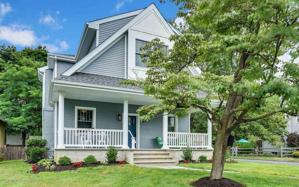 Maison unifamiliale pour l à louer à 43 Maple Avenue 43 Maple Avenue Fair Haven, New Jersey 07704 États-Unis