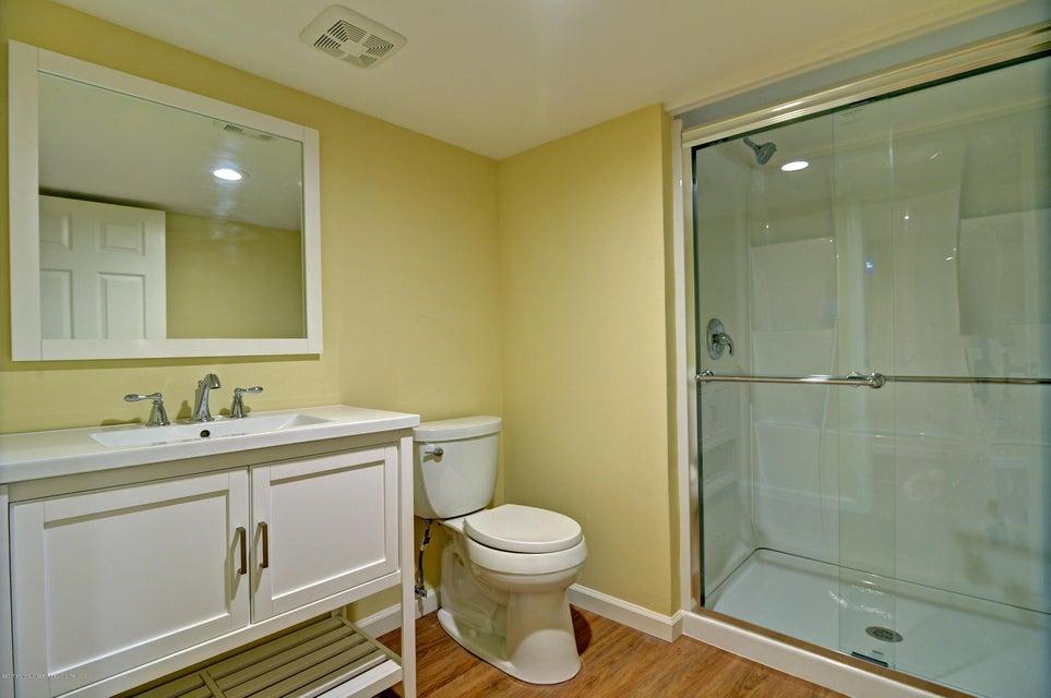 FULL BATHROOM IN BASEMENT