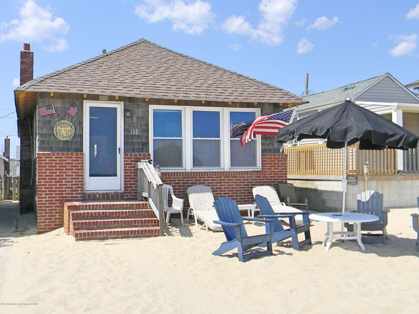Single Family Home for Sale at 155 Beach Front 155 Beach Front Manasquan, New Jersey 08736 United States
