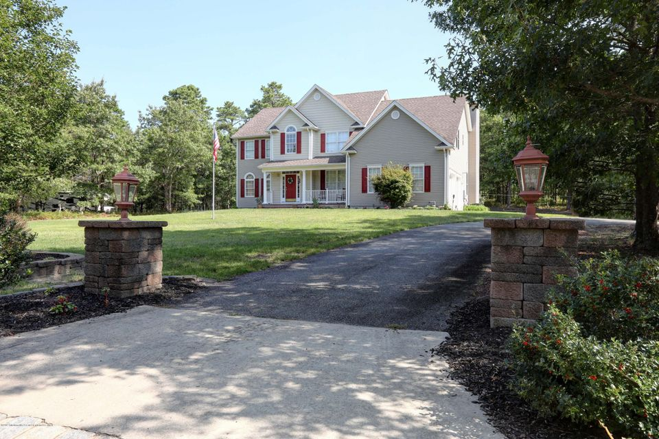 Single Family Home for Sale at 56 Kingston Boulevard 56 Kingston Boulevard West Creek, New Jersey 08092 United States