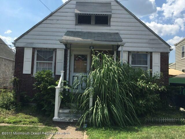 Single Family Home for Sale at 65 Marshall Avenue 65 Marshall Avenue Hamilton, New Jersey 08610 United States