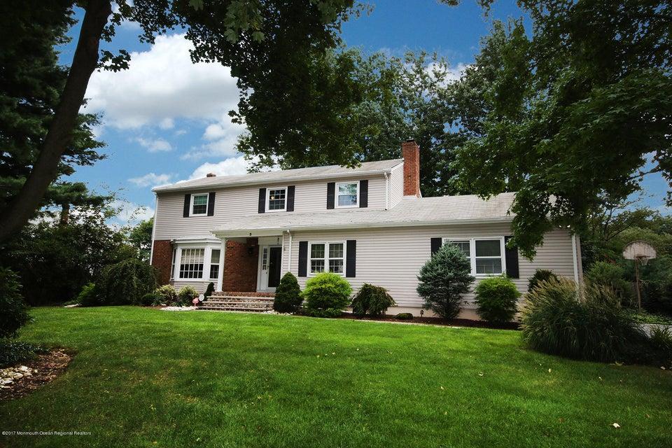 獨棟家庭住宅 為 出售 在 3 Guy Drive 3 Guy Drive East Brunswick, 新澤西州 08816 美國