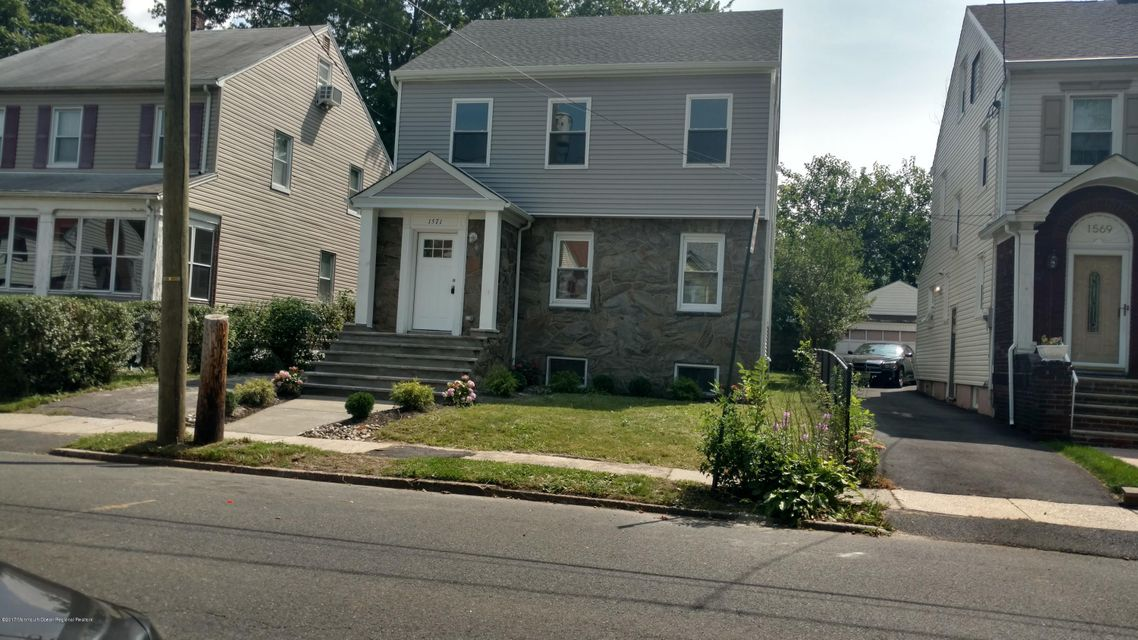 Single Family Home for Sale at 1571 Wainwright Street Hillside, New Jersey 07205 United States