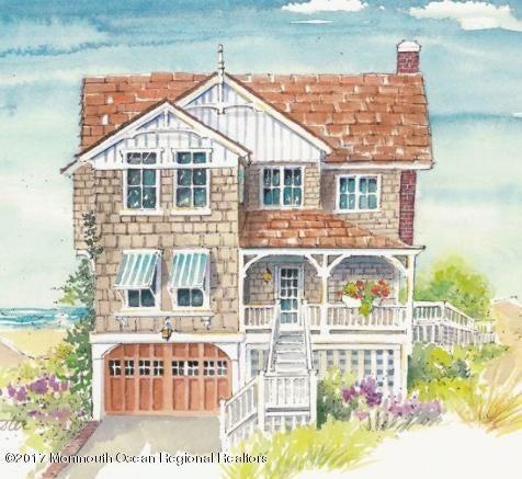 独户住宅 为 销售 在 1635 East Drive 1635 East Drive 特普莱森特, 新泽西州 08742 美国