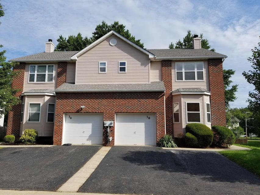 Condominio por un Alquiler en 36 Sanford Street 36 Sanford Street Manalapan, Nueva Jersey 07726 Estados Unidos